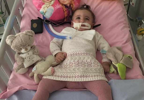 60303UNILAD imageoptim Jamais sans Marwa 1 615x426 Miracle Baby Wakes From Coma As Doctors Prepare To Turn Off Life Support