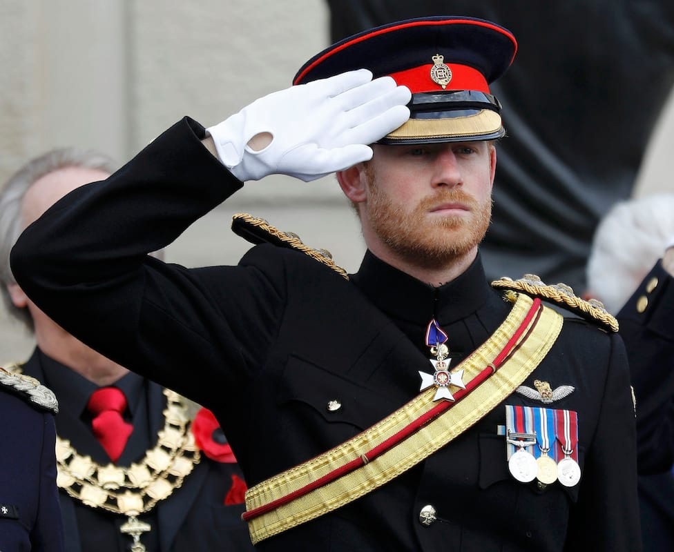 Prince Harry Reads The Soldier On Armistice Day 64764UNILAD imageoptim PA 29144696