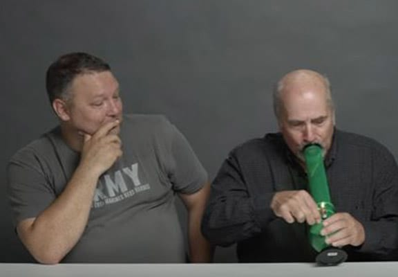 U.S. Army Vets With PTSD Smoke Weed And Discuss How it's Helped Them