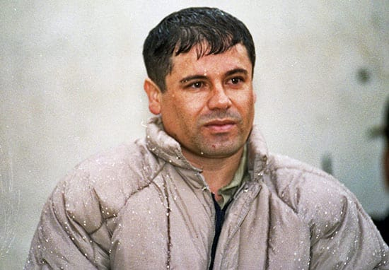 Mexican Drug Lord El Chapo Calls Out Donald Trump On Twitter