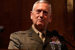 The New 'Mad Dog' US Defence Secretary Sounds Like He's Very Good At War