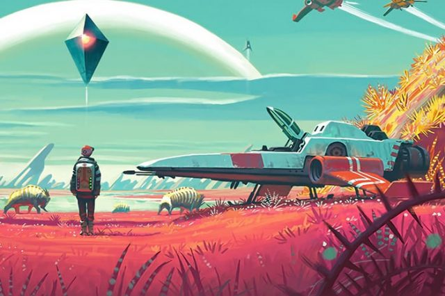No Man's Sky Patch Brings Originally Promised Feature