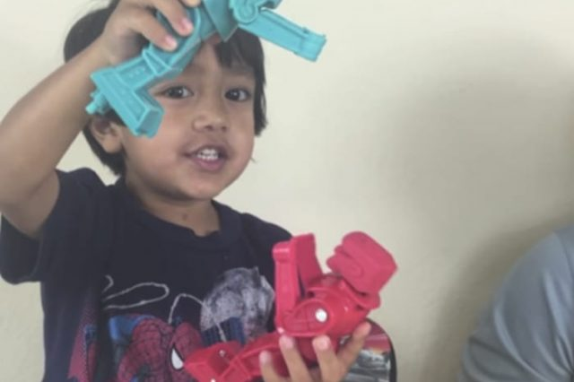 Meet The Five-Year-Old Who Makes Millions Playing With Toys
