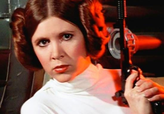 Actress Carrie Fisher Dies Aged 60