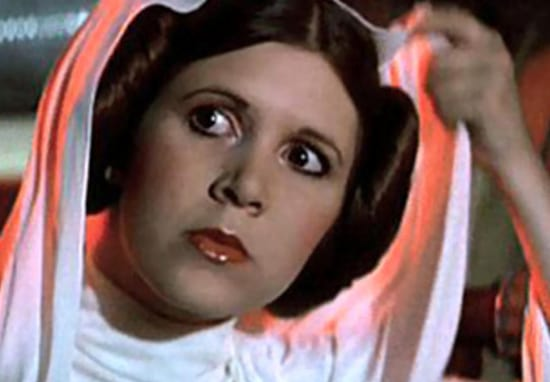 Here's How Carrie Fisher Really Felt About Being Princess Leia