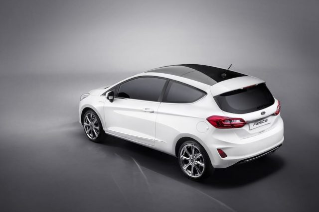 Ford Unveils The Next Generation Ford Fiesta 32664UNILAD imageoptim FORD FIESTA2016 VIGNALE 34 REAR 02 640x426
