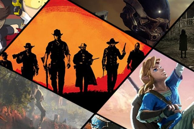 The 10 Biggest Games Coming In 2017