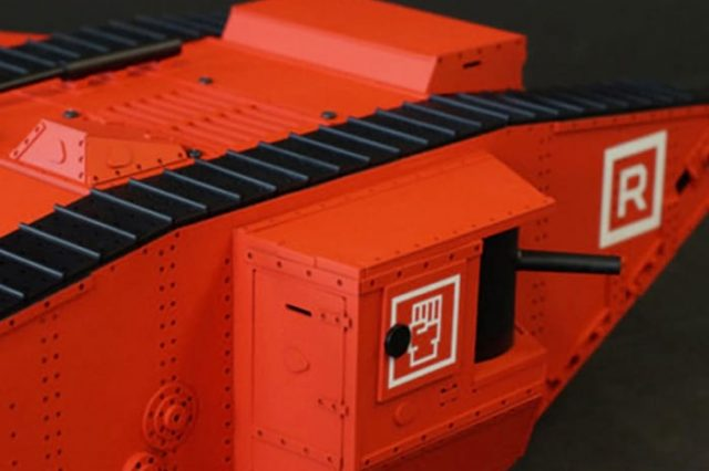 This Custom PC Case Is The Most Battlefield Thing Ever