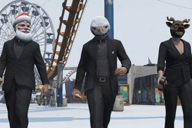 GTA 5's Christmas Event Is Live, Here's What It Involves