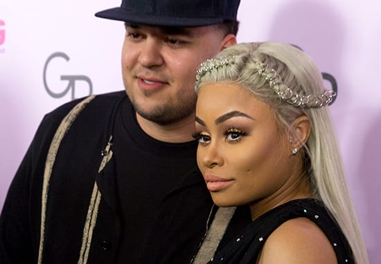 Blac Chyna And Rob Kardashian In Brutal War Of Words On Instagram