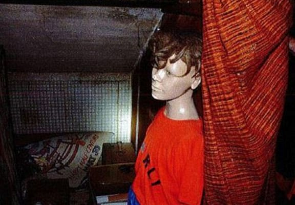 Disturbing Photos Reveal Inside 'Child Killer's' House Of Horrors
