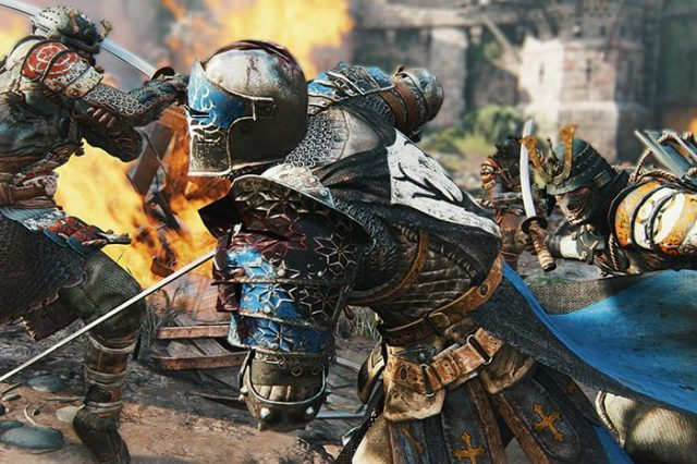 For Honor Gets New Story Trailer And Closed Beta Info