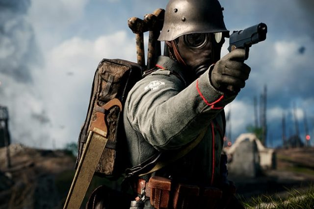 Check Out Battlefield 1's Cool DLC Concept Art