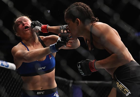Audio Of Rousey's Trainer Reacting To Nunes Loss As It Happened Is Grim Listening