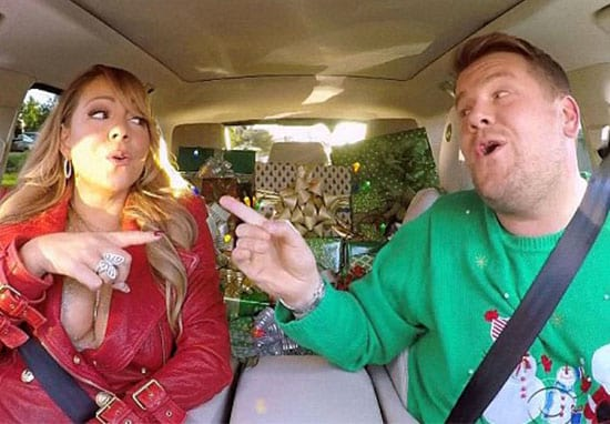 James Corden's Christmas Carpool Karaoke Is One Of The Best Ever