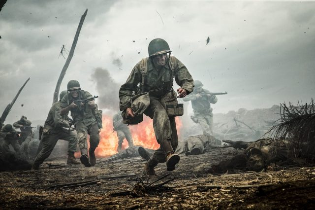 Hacksaw Ridge: A Brilliant And Gritty War Film Tainted By A Cheesy Romance 10670UNILAD imageoptim hacksaw1 640x426