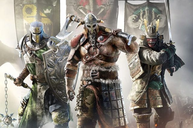 For Honor's Closed Beta Starts Soon, Sign Up Here