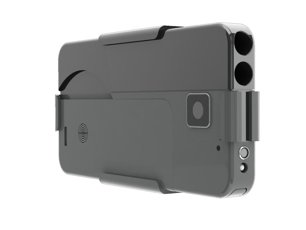 You Can Now Buy A Gun That Looks Like An iPhone 1302UNILAD imageoptim conceal