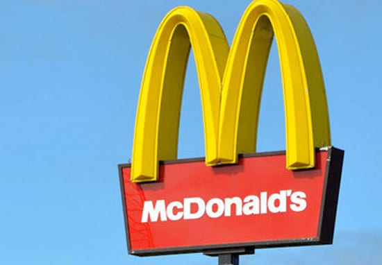 There's A Naughty Meaning Behind McDonald's Famous Golden Arches Logo