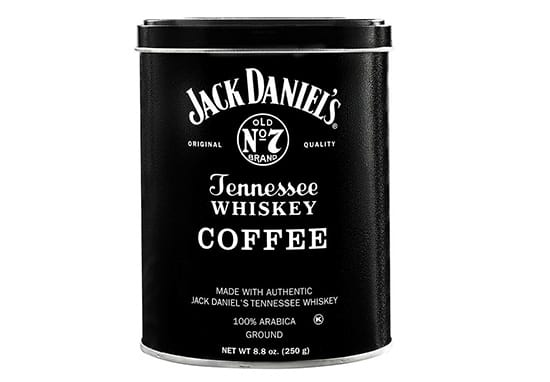 Jack Daniel's Releases Whiskey-Infused Coffee