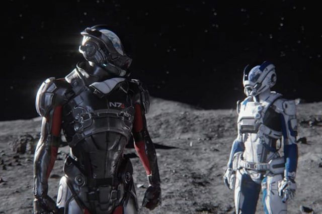 New Mass Effect: Andromeda Screens Look Absolutely Stunning