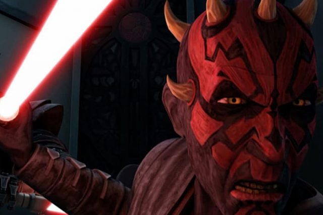 Cancelled Darth Maul Game Concept Art Emerges Online