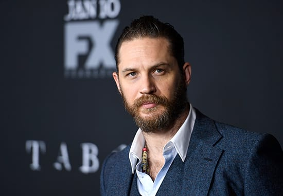 Here's How Much Money Tom Hardy Has Lost Already This Year