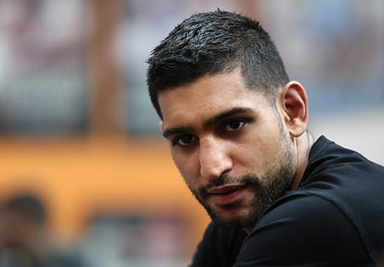 Sex Tape Allegedly Showing Boxer Amir Khan Cheating Leaked Online