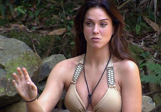 Vicky Pattison Shares Topless Selfie To 'Show Her Post-Christmas Weight Loss'