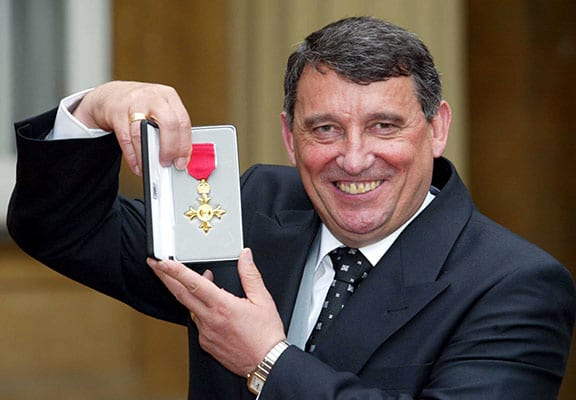 Former England Manager Graham Taylor Dies Aged 72