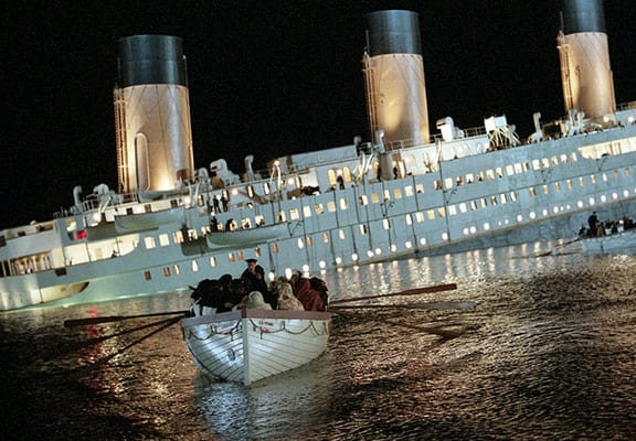 Conspiracy Theorists Believe That The Titanic Didn't Actually Sink