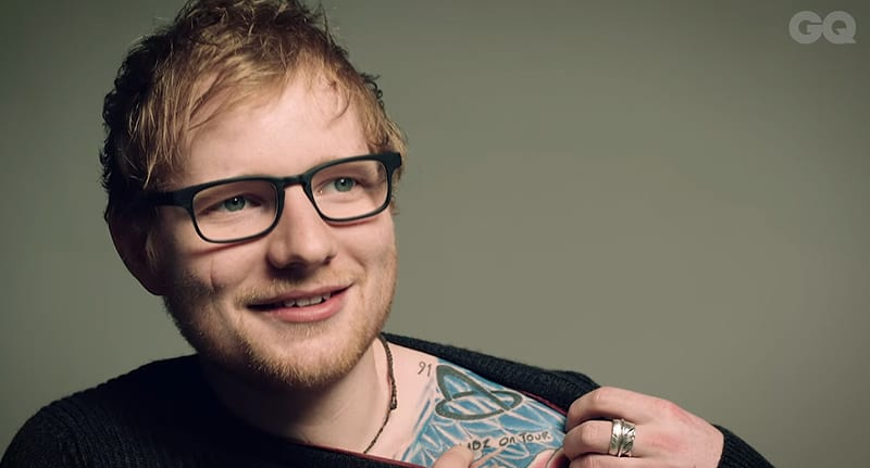 ed sheeran - photo #36