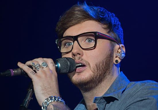 James Arthur Glassed Over The Head Because He Slept With Man's Ex