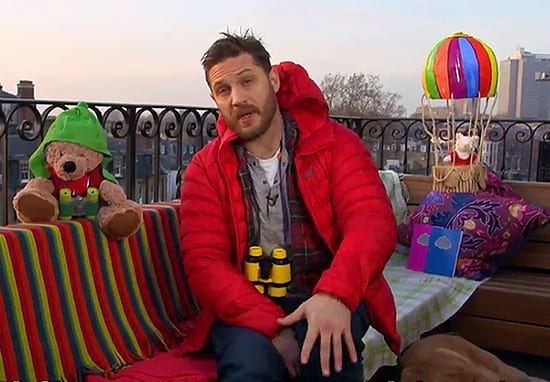 Tom Hardy Reads A Special Valentine's Bedtime Story