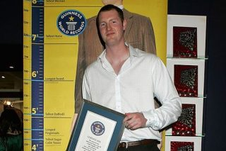 Game Of Thrones Star And UK's Tallest Man Neil Fingleton Dies Aged 36