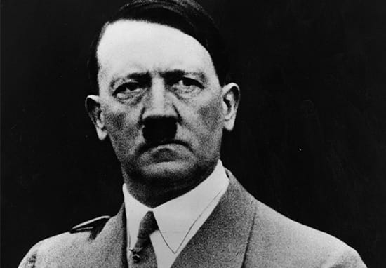 Shocking Details Of Hitler's Huge Cocaine And Meth Addiction Revealed