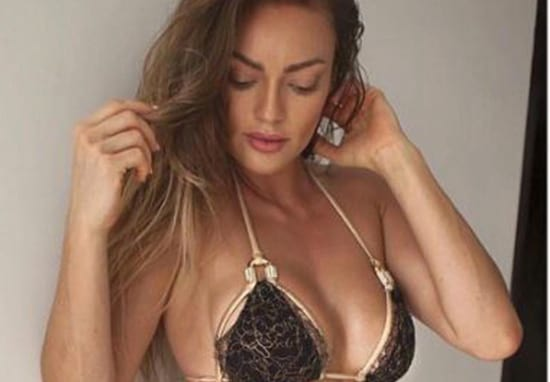 Fitness Model Shares Pic Of Her Stomach After A Holiday To Show 'Real Life'