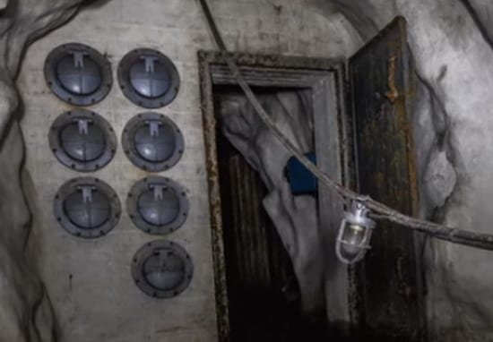 Guy Makes Deadly Discovery In Forgotten Cold War Nuclear Bunker