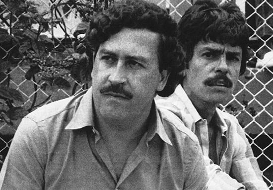 Pablo Escobar's Son Makes Shocking Revelation About His Father And The CIA