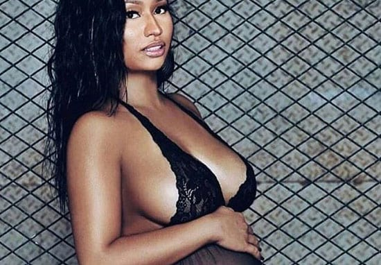 Nicki Minaj Fans Are Massively Confused By Her 'Pregnancy' Photo