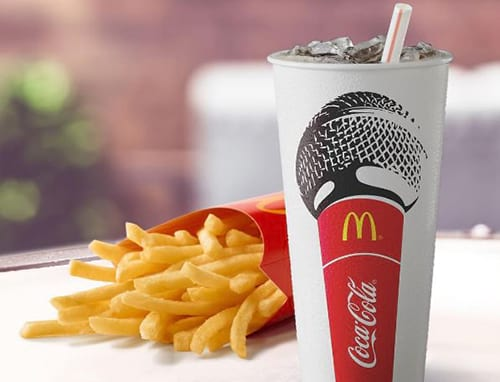 Here's Why The Coca-Cola in McDonalds Tastes So Good