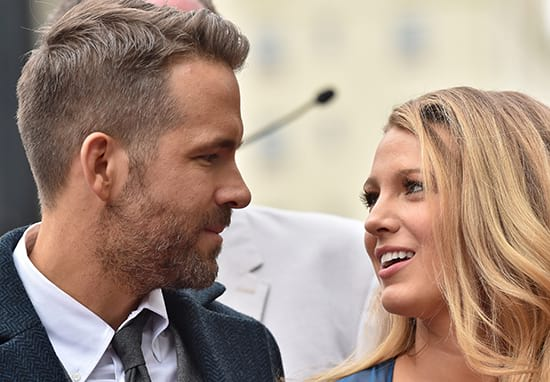 Ryan Reynolds Reveals What It's Like Watching Blake Lively In Romantic Scenes