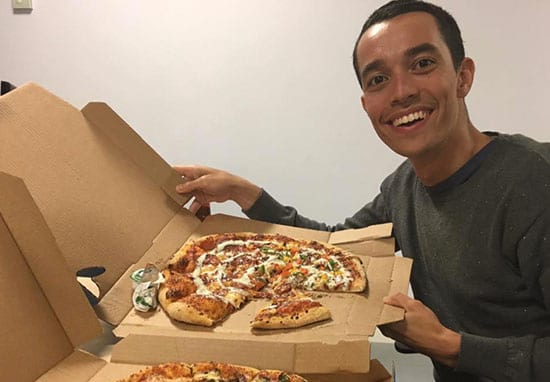 Guy Leaks Discount Codes For Every Domino's In The UK