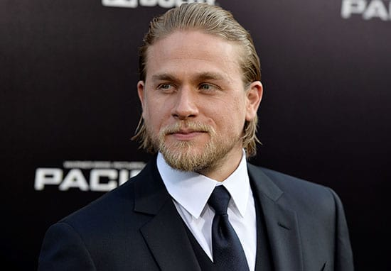 Charlie Hunnam Reveals Why He 'Hates Kissing Hot Actresses'