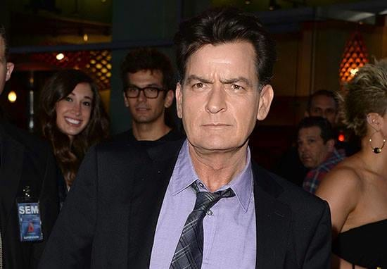 Charlie Sheen Goes On Bizarre NSFW Donald Trump Twitter Rant