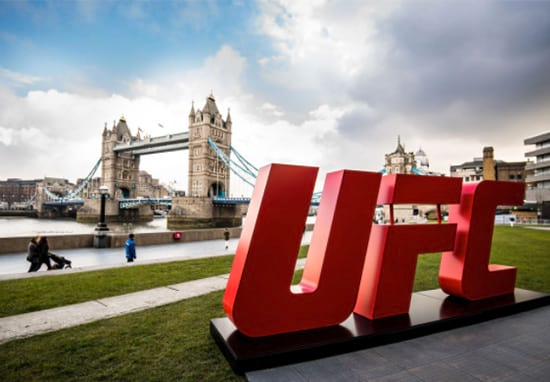 UFC London Promises Explosive Night, Here's All The Pub Ammo You'll Need