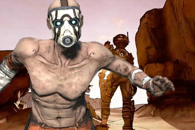 New Borderlands Game Shown Off In Tech Demo