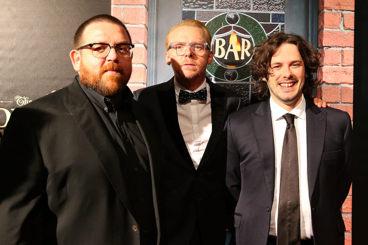 Simon Pegg And Nick Frost Reunite For New Comedy Project