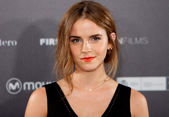 A Scumbag Is Out There Leaking Private Photos of Emma Watson