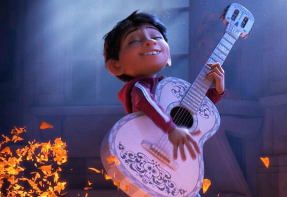 First Teaser For Pixar's Newest Film Coco Looks Out Of This World